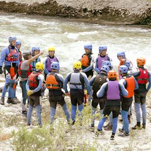 Formación Profesionales Turismo Activo