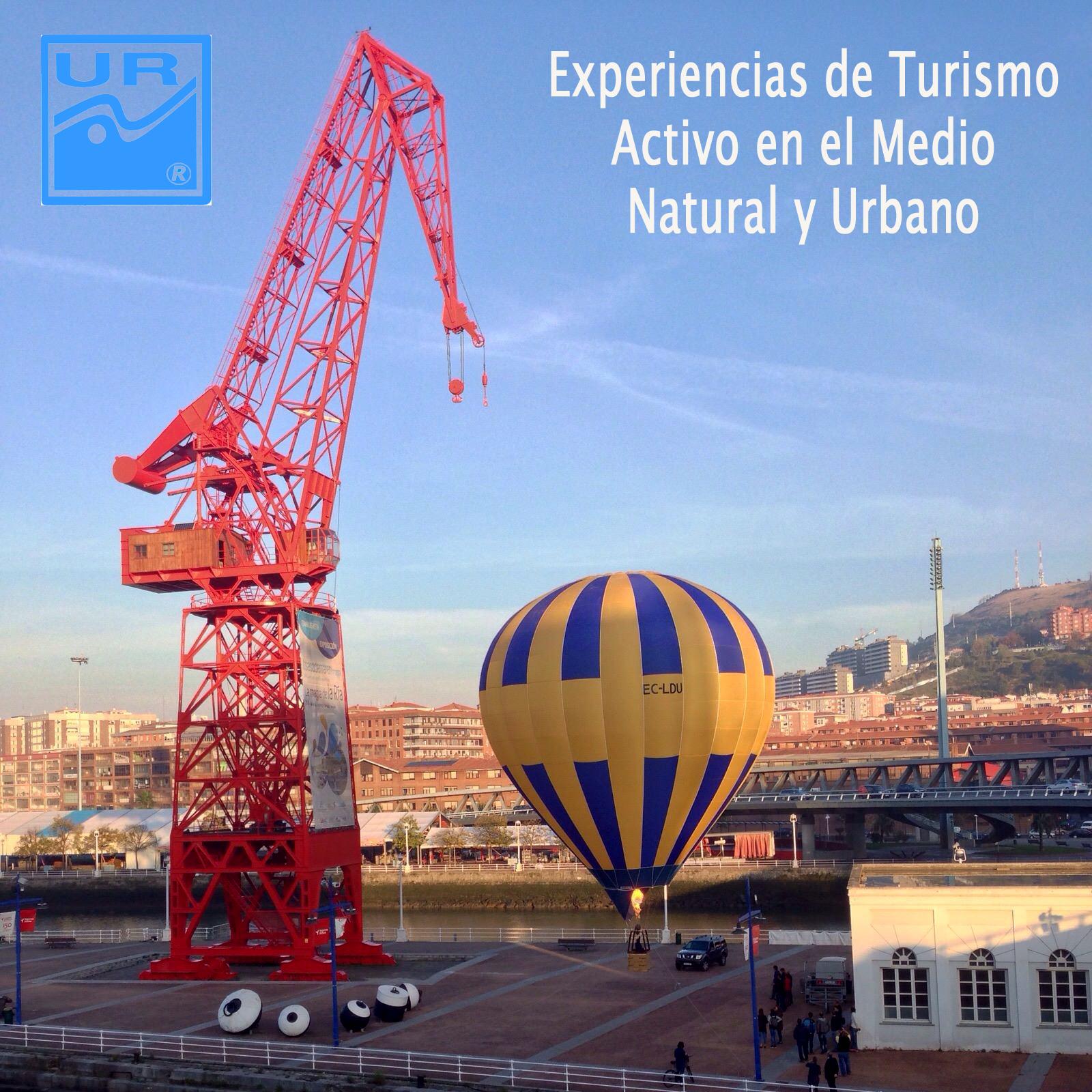 Turismo Activo en Bilbao
