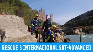 Curso Rescue 3 Internacional SRT Advanced