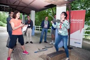 Deporte rural Finca Bauskain