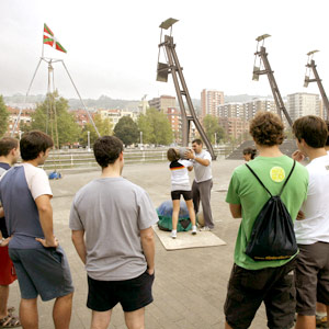 Deporte rural Bilbao