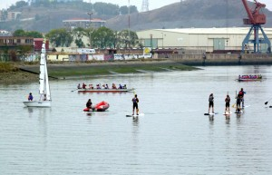 Actividades ría Bilbao