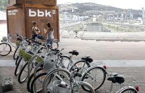 Bicicleta urbana Bilbao