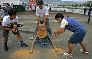 Deporte rural Vasco Bilbao