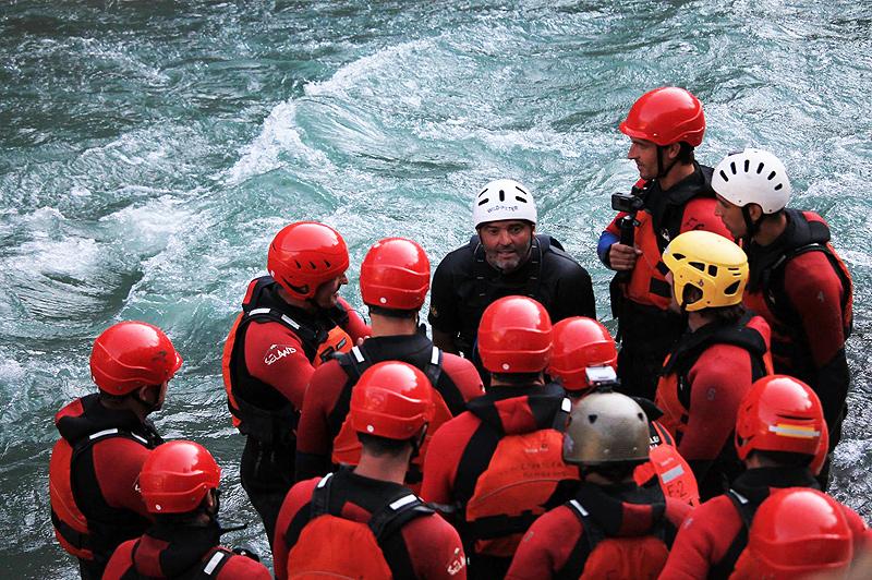 Calendario cursos Rescue 3 Europa 2019