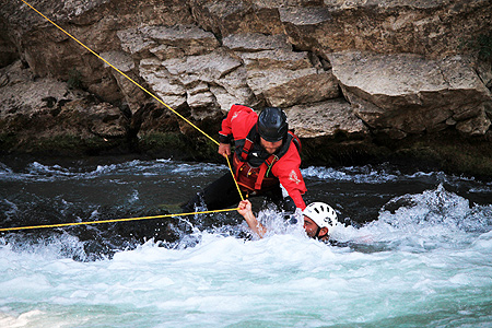 Curso Rescue 3 Europa SRT